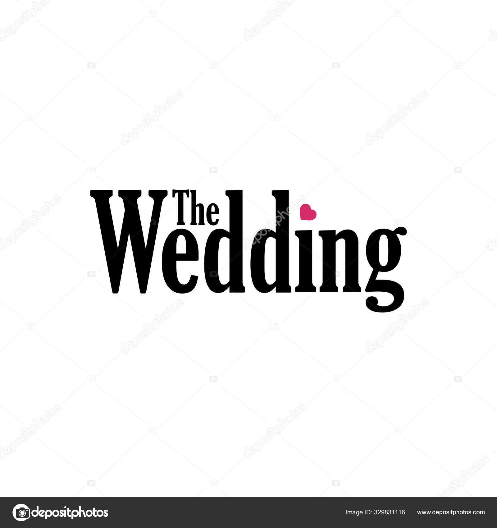 Top Simple Wedding Planner logo design concept — Stock Vector © zen23 MB54