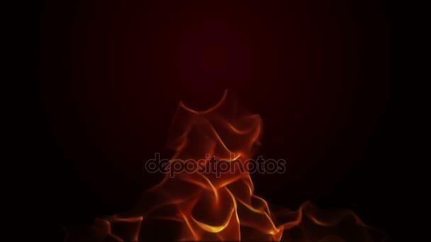 oheň plamen textury abstrakt