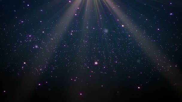 abstraktní prostor oblohy hvězdy
