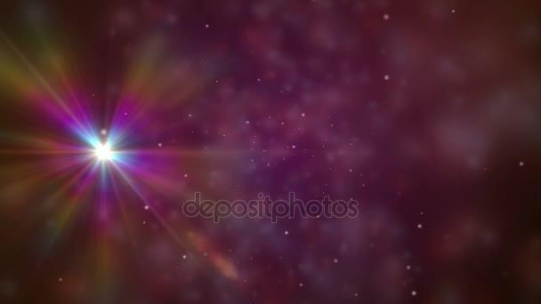 hvězdy ve vesmíru v galaxii