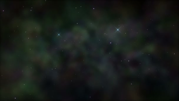 prostor mlhovina mlha hvězdy