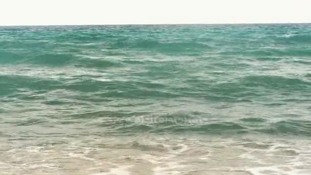 bouře mořská vlna 4k