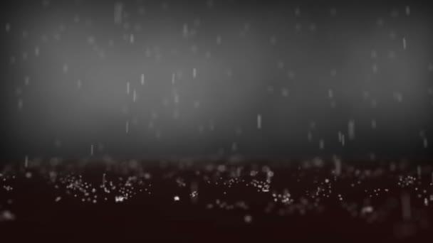 Regen Zeitlupe abstrakt