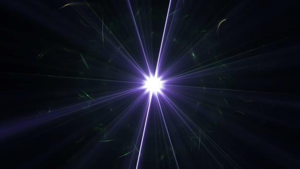 černá díra hvězda 4k
