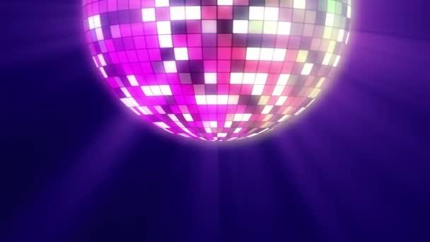 barva disco koule 3d vykreslení