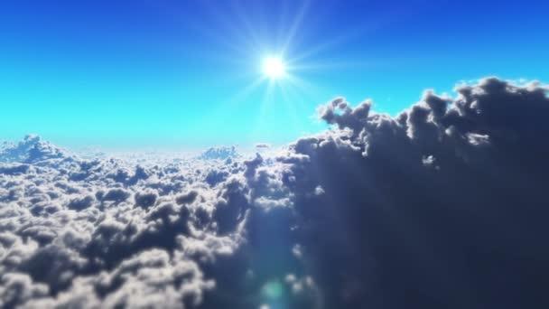 Přílet do mraků slunce