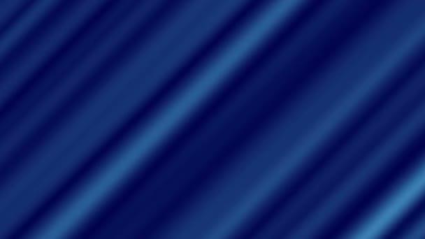 Zkroucené modré abstraktní zvlněné pozadí 4k