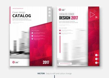 catalogs design template for corporate business