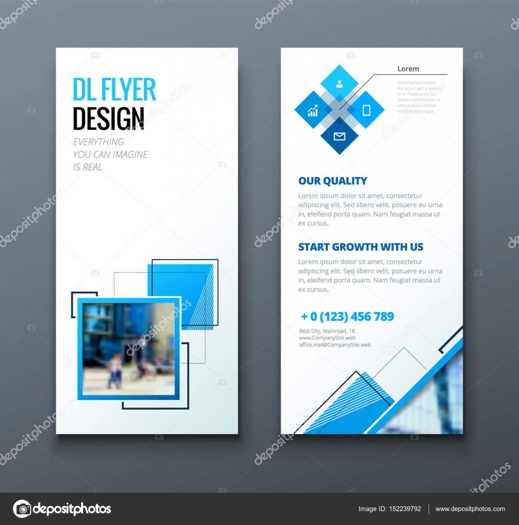 dl flyer template