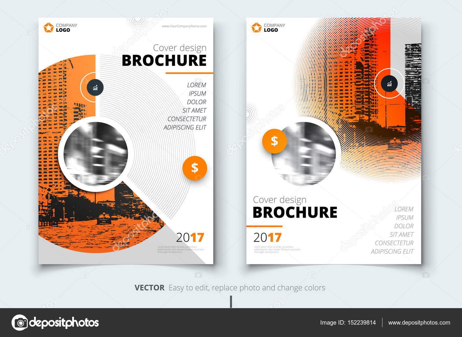 Broschüre Design. Firmenkundengeschäft Bericht Abdeckung, Broschüre ...