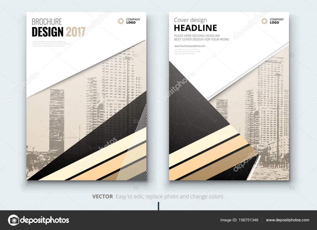 Corporate Business jährlichen Bericht Abdeckung, Broschüre oder ...