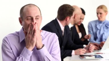 Stress on the Dismissal from the Business Team