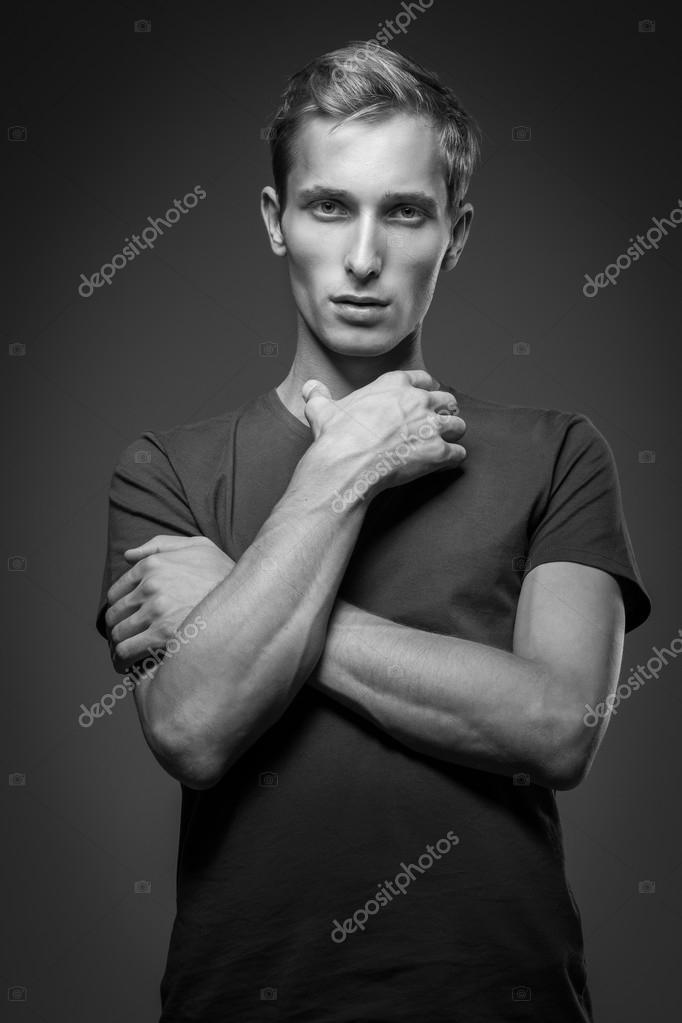 Model Tests For Handsome Man