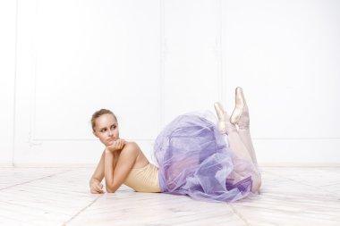Beautiful elegance Ballerina