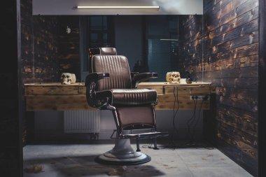 Stylish Vintage Barber Chair