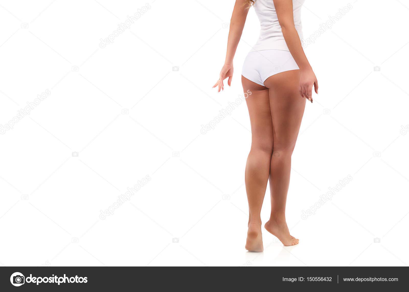 benen bruin maken