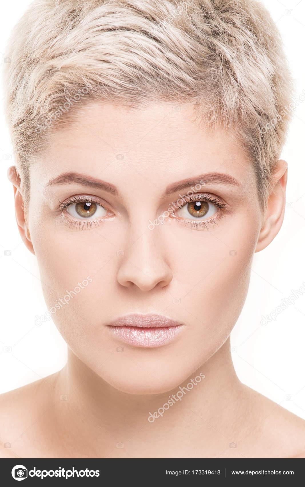 Bilder kurze blonde haare