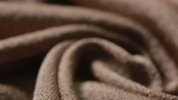 Řasené Lurex Fabric. Textilie textura. Lze použít jako pozadí