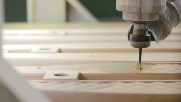 milling machines with numerical control software, wood, decorative details