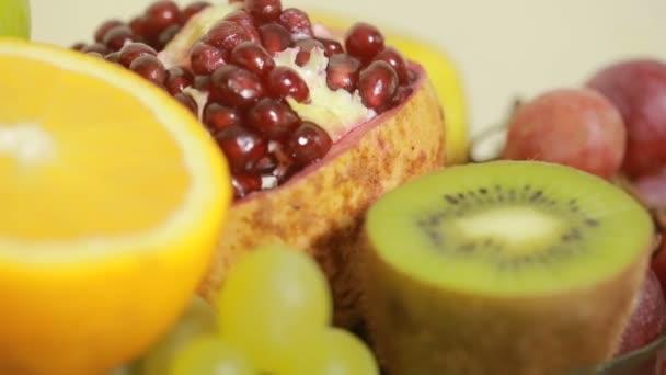 Detail plodů, koncept zdravého životního stylu, stravy.