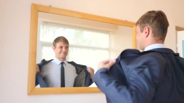 Reflection of Nice Guy