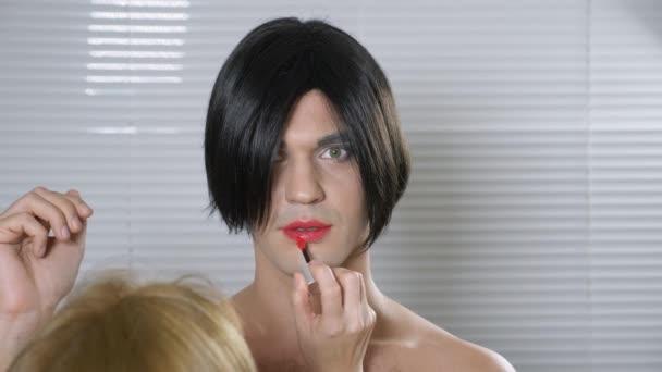 transsexuelle videos