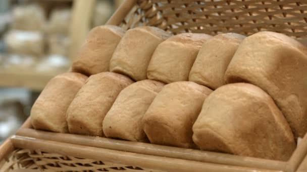 Šišky z bílého chleba