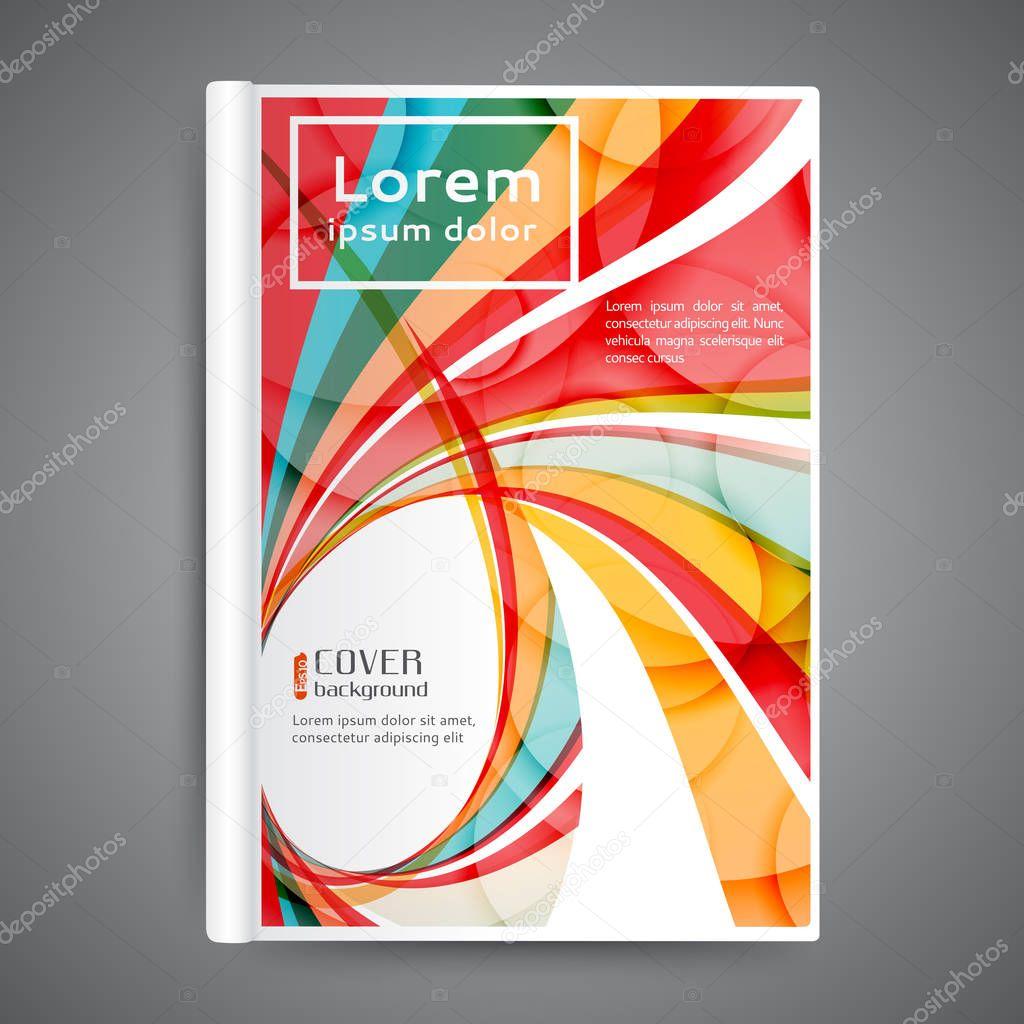 Charmant Buchcover Vorlage Illustrator Bilder - Beispiel Business ...