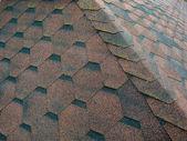 Fotografie Střecha s asfaltového dlaždice