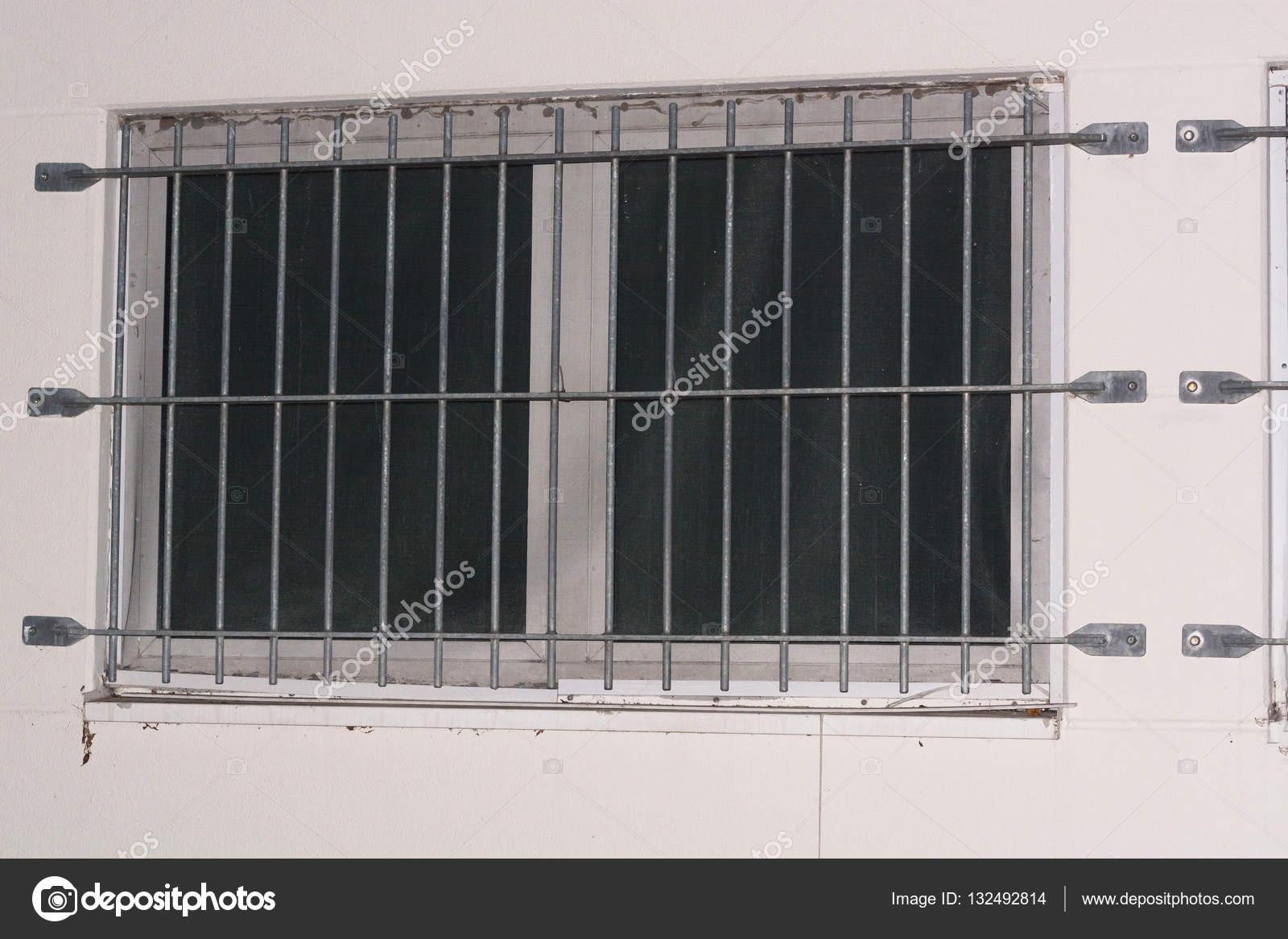 Grille De Sécurité Pour Portes Et Fenêtres Comme Protection Contre