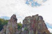 formazione di roccia arenaria