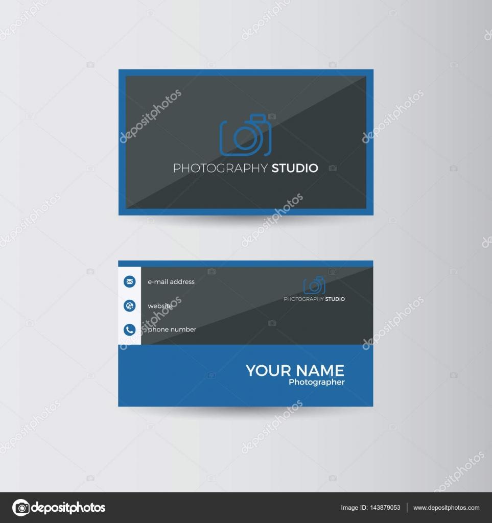 Business card template stock vector samado 143879053 simple template for photography business card vector by samado reheart Gallery