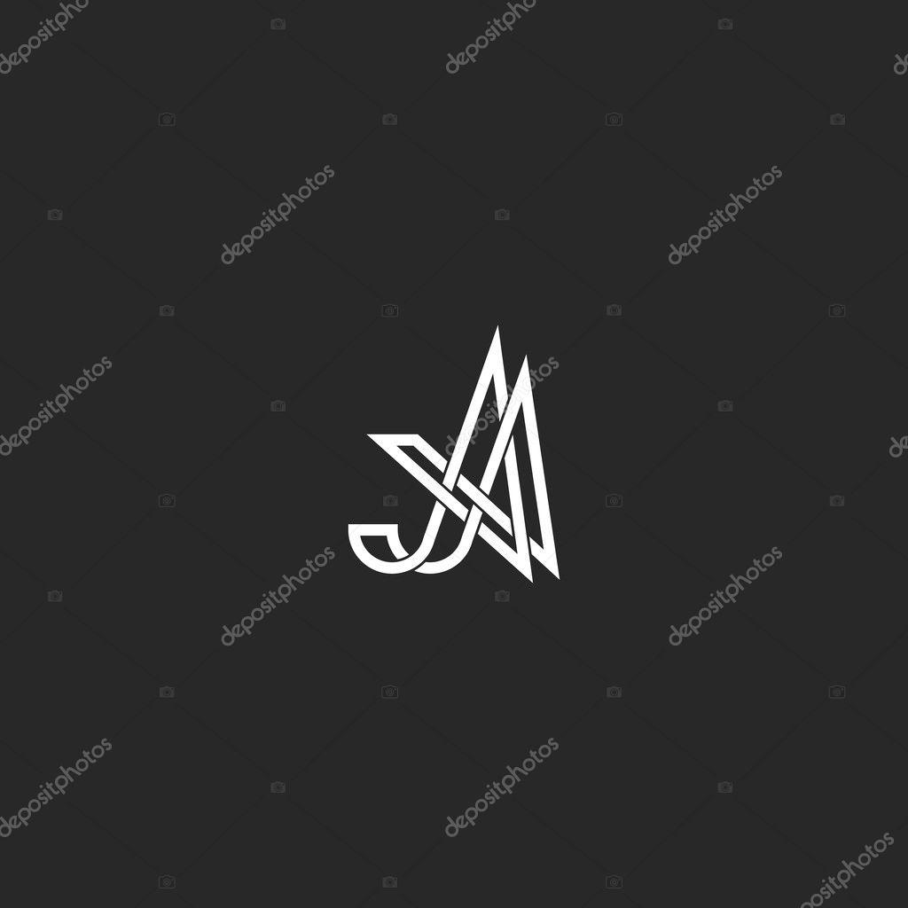 Monogram Letter Samples