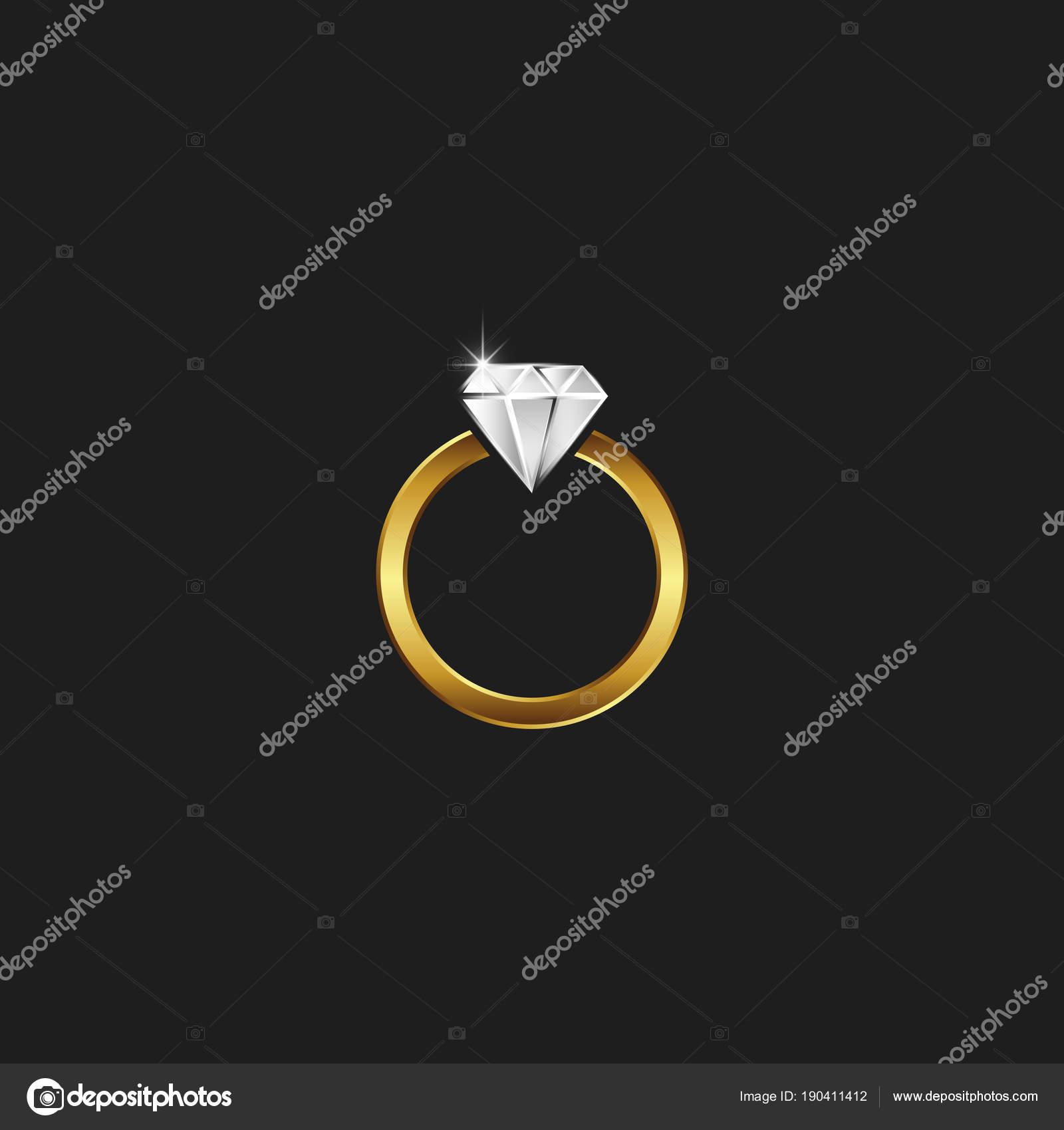 2019 year style- Ring diamond logo