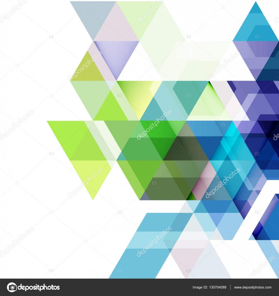 Голубой фон абстракция