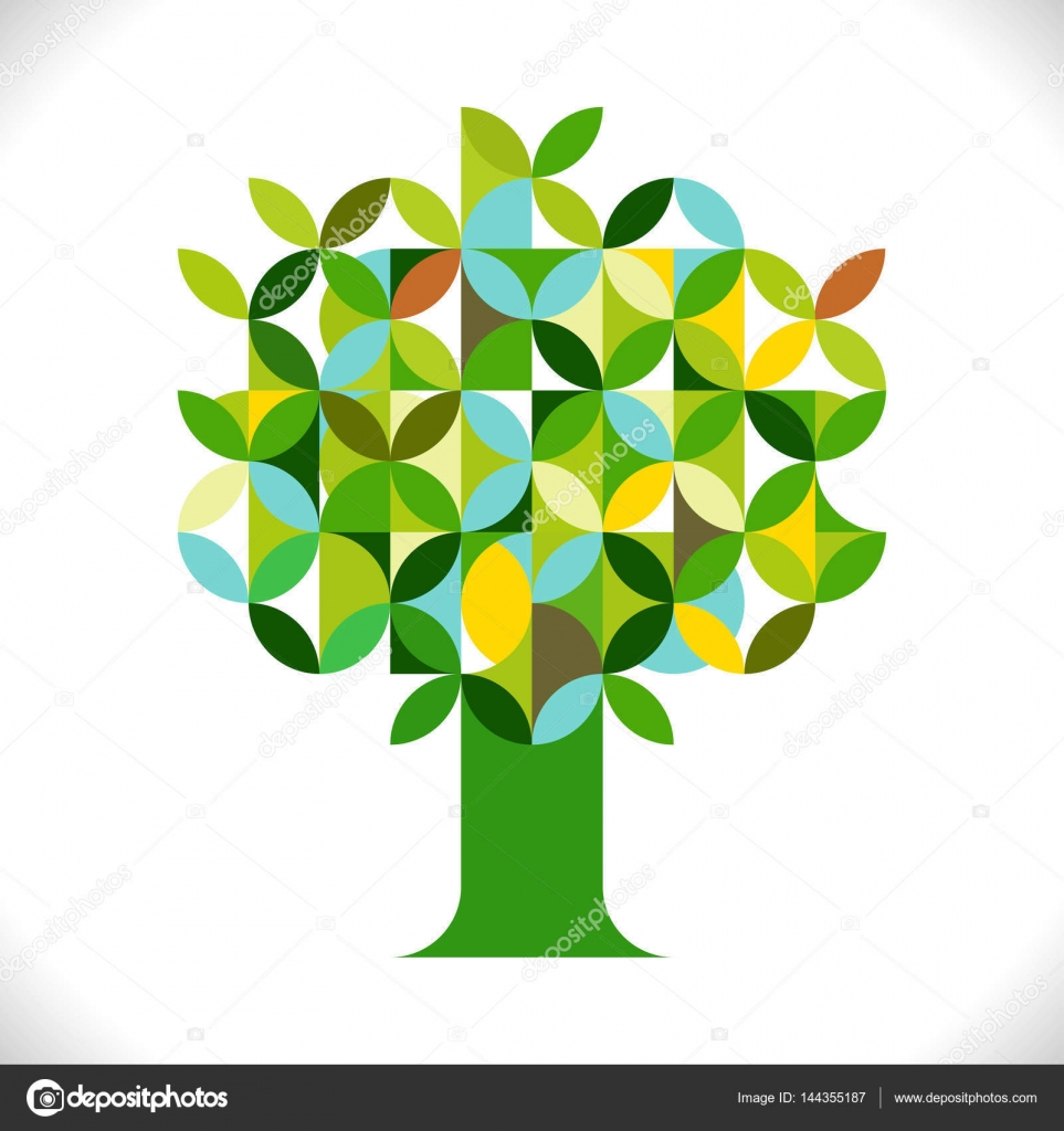e5a23147a9a Δέντρο σύμβολο με γεωμετρικό σχέδιο έννοια απομονωμένα σε λευκό. ΜΕΓΑΛΩΝ  ΕΠΙΧΕΙΡΗΣΕΩΝ ταυτότητα σχεδιασμού, ηλεκτρονική παρουσίαση ιστοσελίδας  στοιχείο, ...