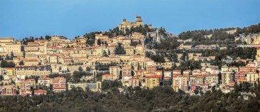 San Marino - Panoramic view