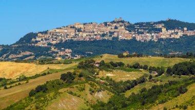 San Leo - View of the San Marino