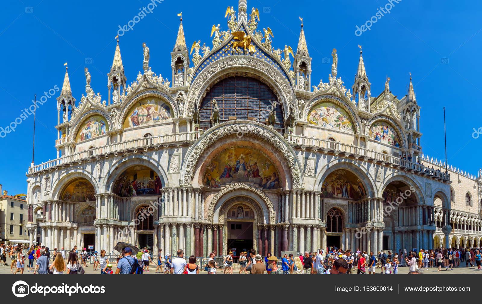 Venice - Basilica di San Marco – Stock Editorial Photo © venakr ...