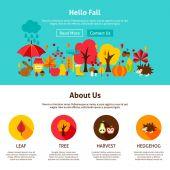 Web Design Hello podzimu