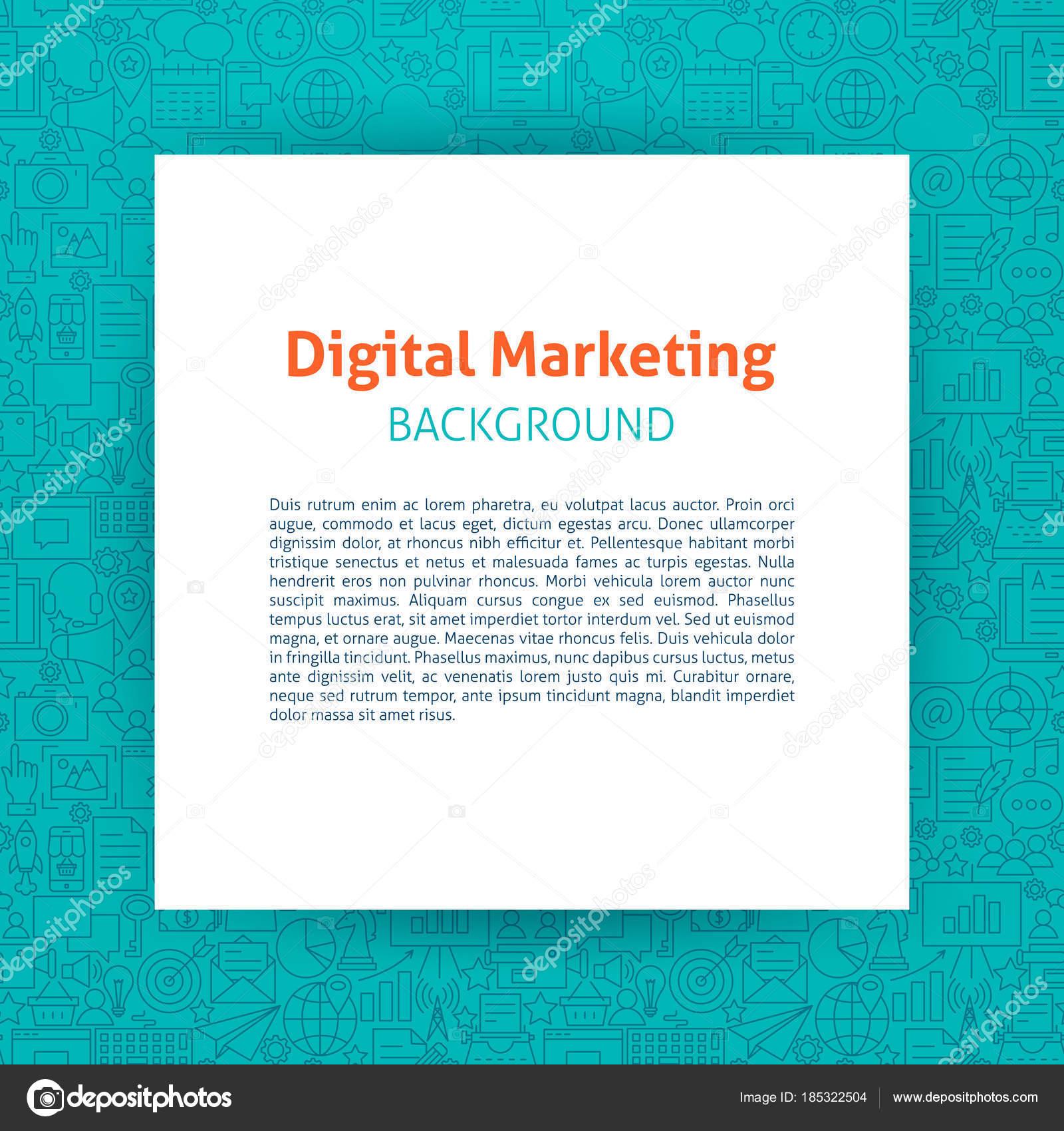 Niedlich Online Marketing Vorschlagsvorlage Fotos - Entry Level ...