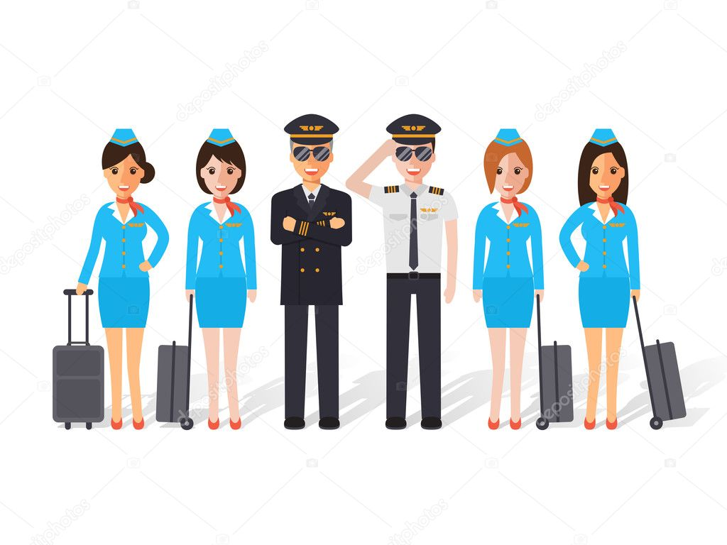 Pilots dating flight attendants