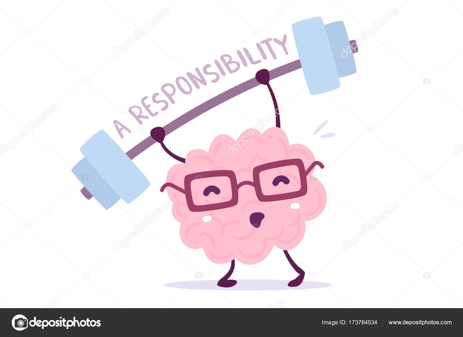 Dibujos Sobre La Responsabilidad Gran Responsabilidad Del