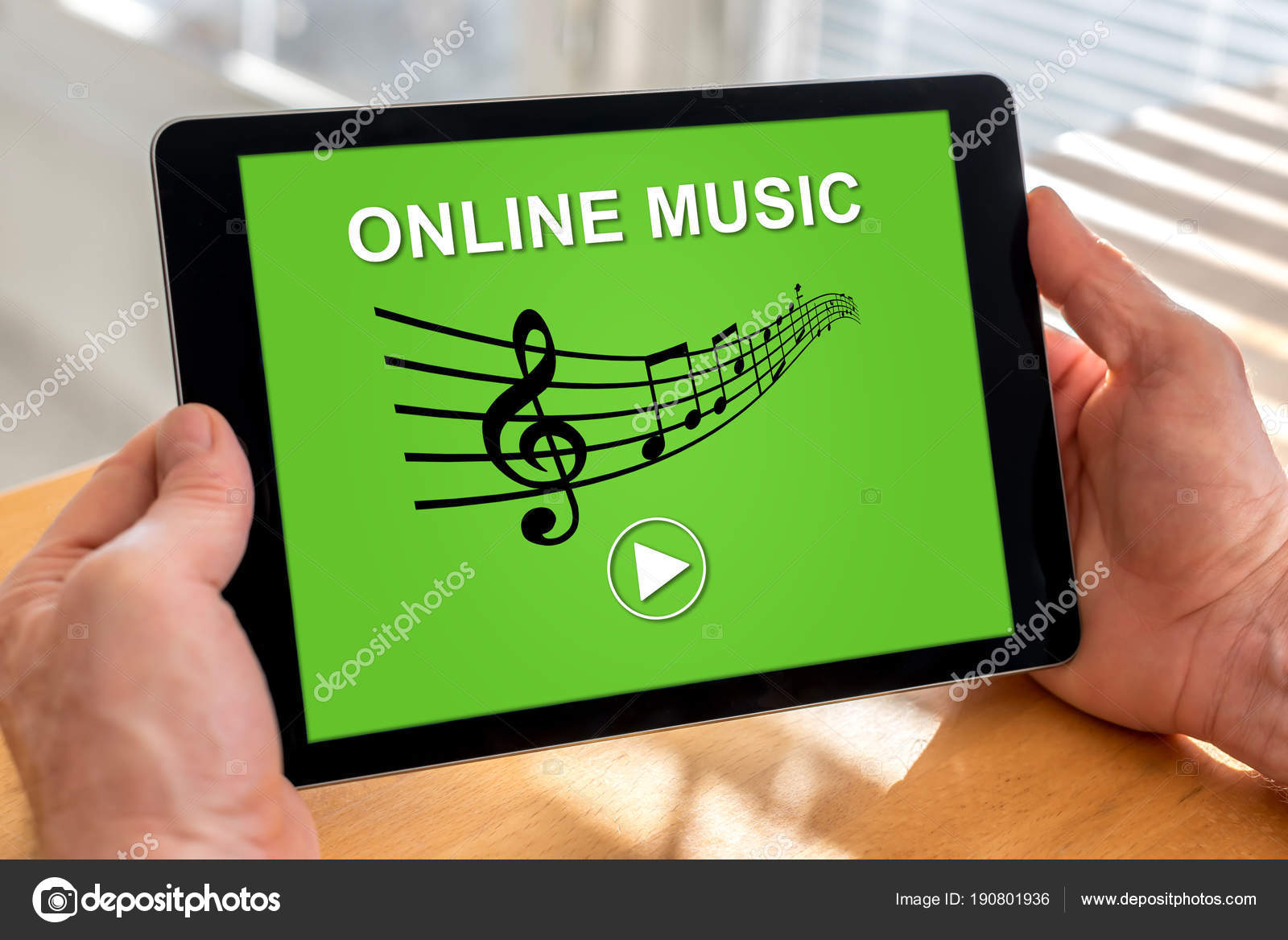 musik på nätet
