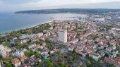 General view of Varna, the sea capital of Bulgaria.