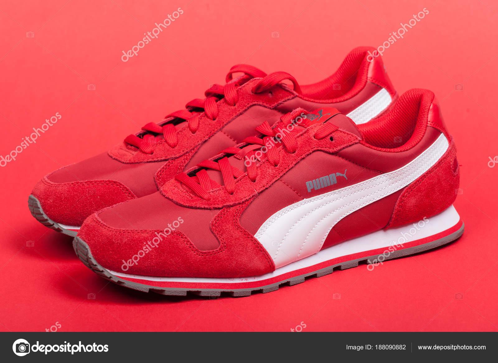 2017 Varna Deporte Zapatos Bulgaria De 17 Junio Rojo Puma UrIqr0v