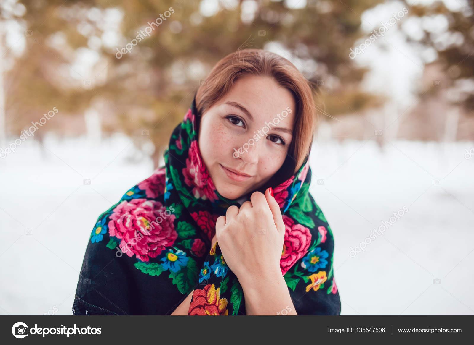 fri ryska rött hår