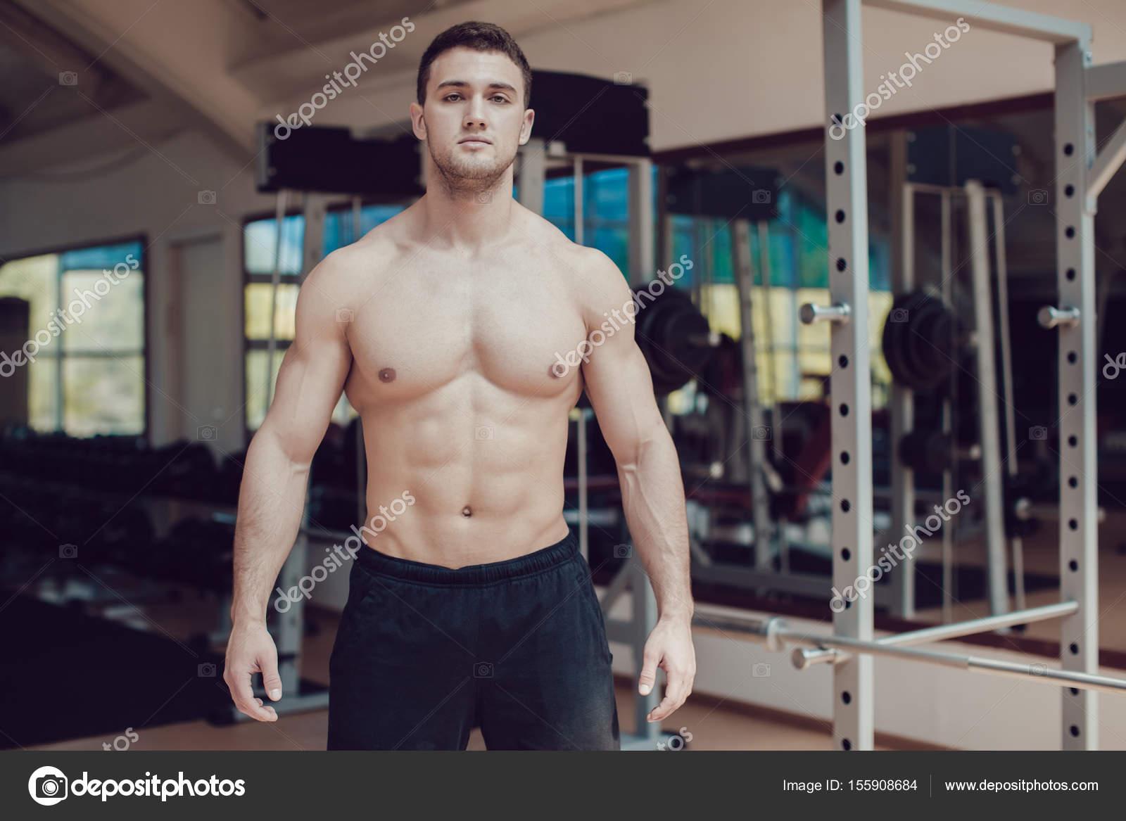 Σέξι αρσενικό γυμνό μοντέλα