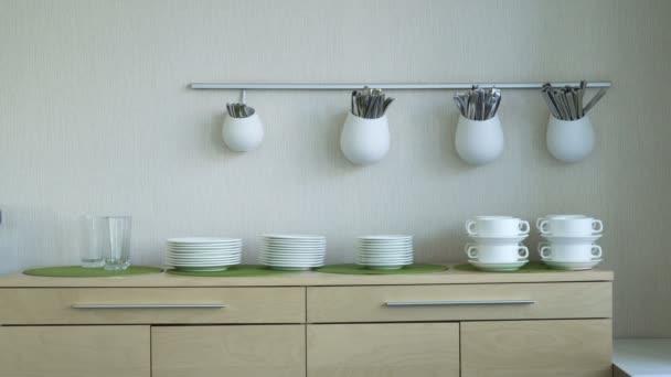 Kuchyně a jídelní příbory