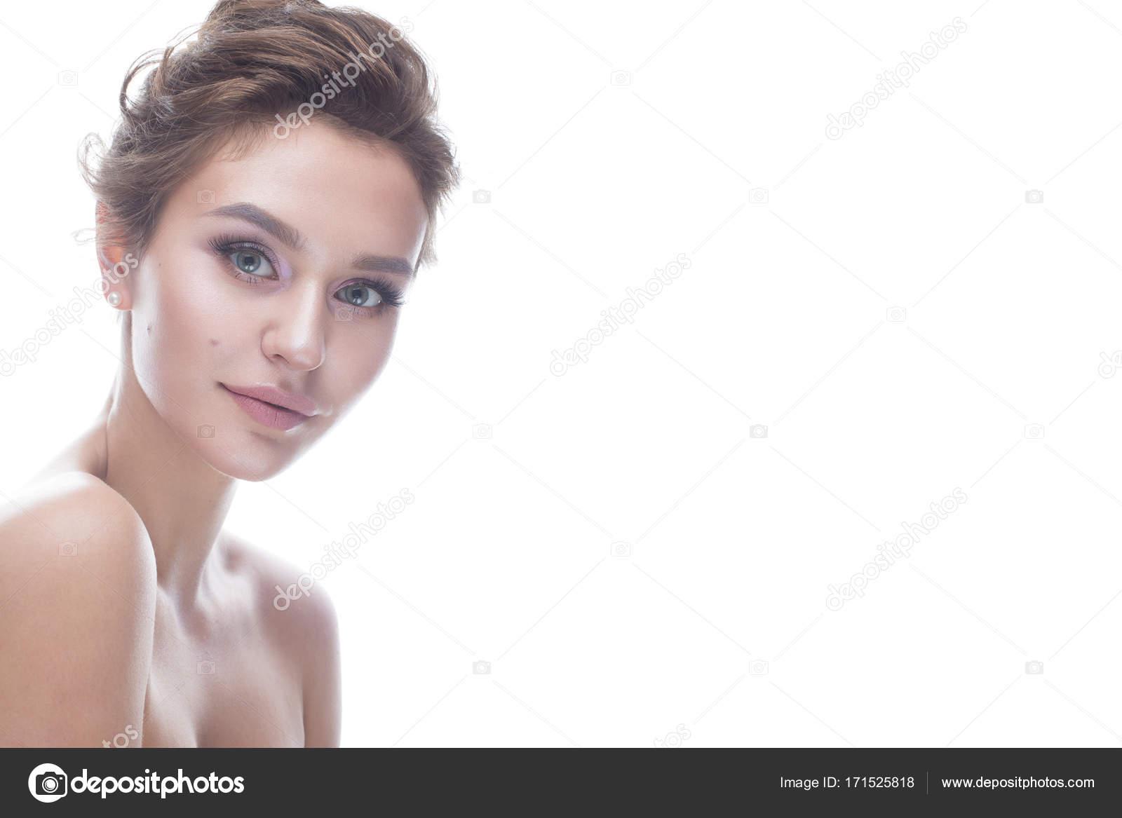 krásny model nahé